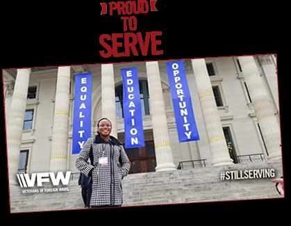 Veterans are #StillServing their communities